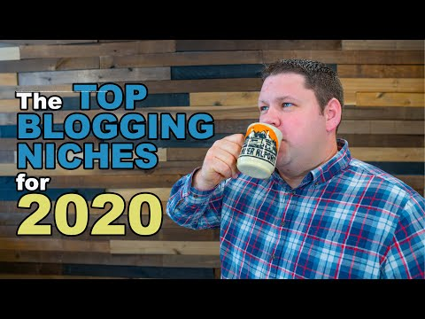 Our Top 9 Blog Niches For 2020 (And What Makes Them So Awesome)