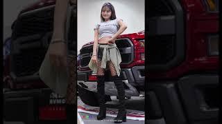 230  레이싱모델 직캠2 2018 부산국제모터쇼 Ra…