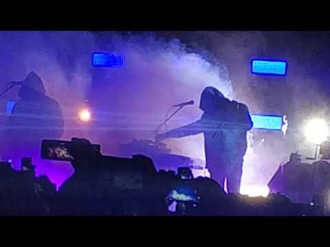 LIBERATO- 9 MAGGIO. Apertura concerto, Napoli, 9/5/2018