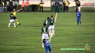 Guarani 0 x 2 Avaí - Brasileirão 2012 Série B - 14/08/2012