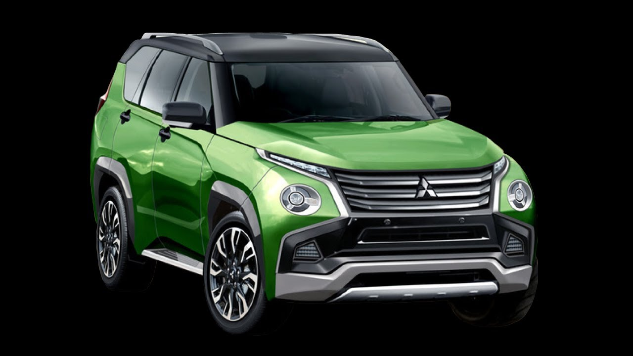 Mitsubishi Pajero Rumors? This model will be within 3 or early 3  Appear in?