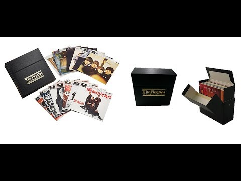 The Beatles - EP's and Singles Collection Mp3
