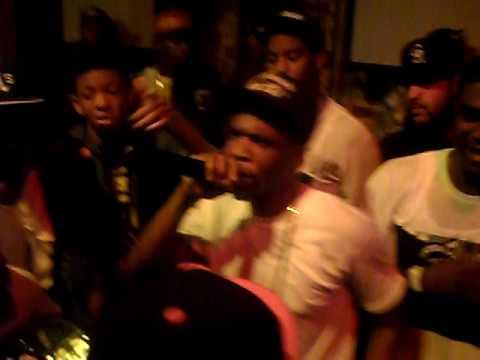 "Curren$y ""Skybourne"" (featuring Big K.R.I.T.) Live"