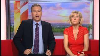 SIAN LLOYD:-: BBC Breakfast News - 06 May 2013 - 3