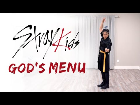 Stray Kids - 'God's Menu (神메뉴)' | Ellen and Brian