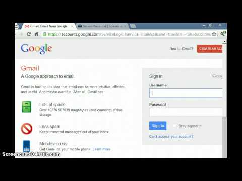 How to see the email address witht he recovery email
