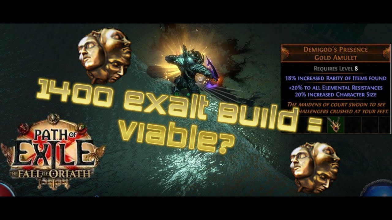 Max Character Size Build Guide : pathofexile