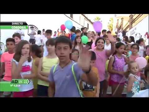 Andalucía Directo retransmite en directo la inauguración de la Cuesta de Pinillos de Montilla