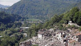 أكثر 280 قتيلا بأحدث حصيلة لزلزال أماتريتشه في إيطاليا