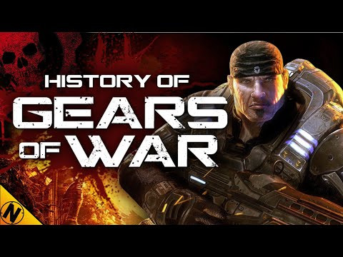 History of Gears of War (2006 – 2019)