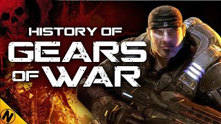 History of Gears of War (2006 - 2019)