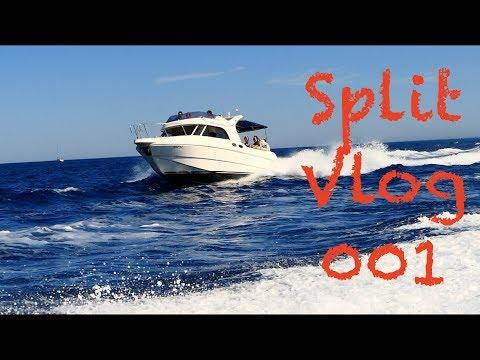 Croatia Split - Vlog 001 (Missed flight, Business Class & Chill) [4k]