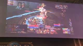 Method gamescom 2013 Live Raid - Ra-den
