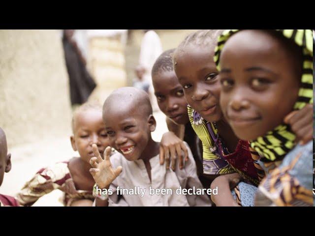 Africa Kicks Out Wild Poliovirus, August 2020