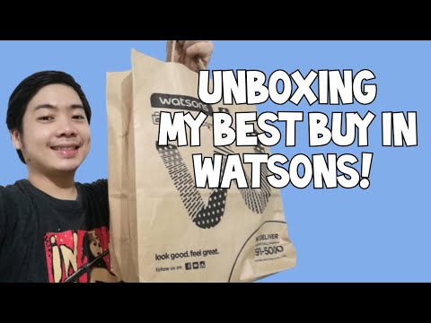 watsons-unboxing---philippines-|-best-buy-ito-for-the-quarantine---malaki-matitipid-ko-dito!-👍