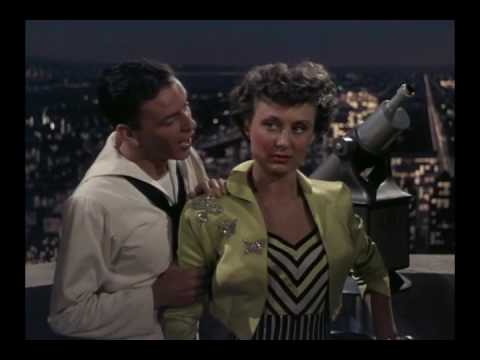 "Frank Sinatra and Betty Garrett - ""You're Awful"" from On The Town (1949)"