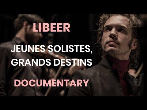 """Julien Libeer """"Jeunes Solistes Grands Destins"""""""