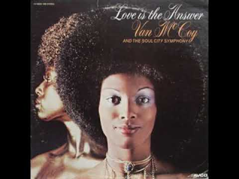 Van McCoy & The Soul City Symphony – Love Is The Answer  Vinyl  Shure V15Mr