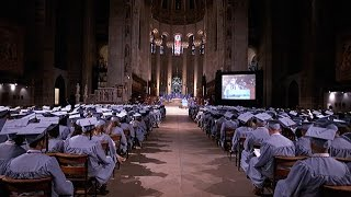 Masters III Ceremony:  Human Development; ITS; MST; Organization & Leadership