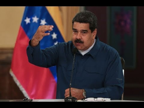 EEUU amenaza a Maduro de ir a Guantánamo de no abandonar el poder