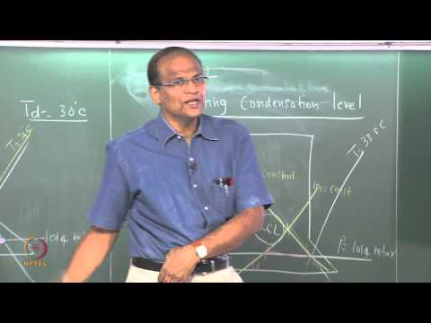 Mod-01 Lec-21 Lifting condensation level Contd...