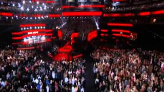 50th ACM Awards Performance By Sam Hunt