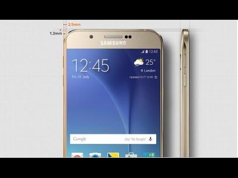 Samsung Galaxy A8 (2016) Filtrado - Diseño y Potencia Increible a un buen precio