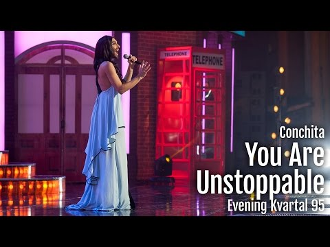 Conchita Wurst - You Are Unstoppable - Evening Kvartal