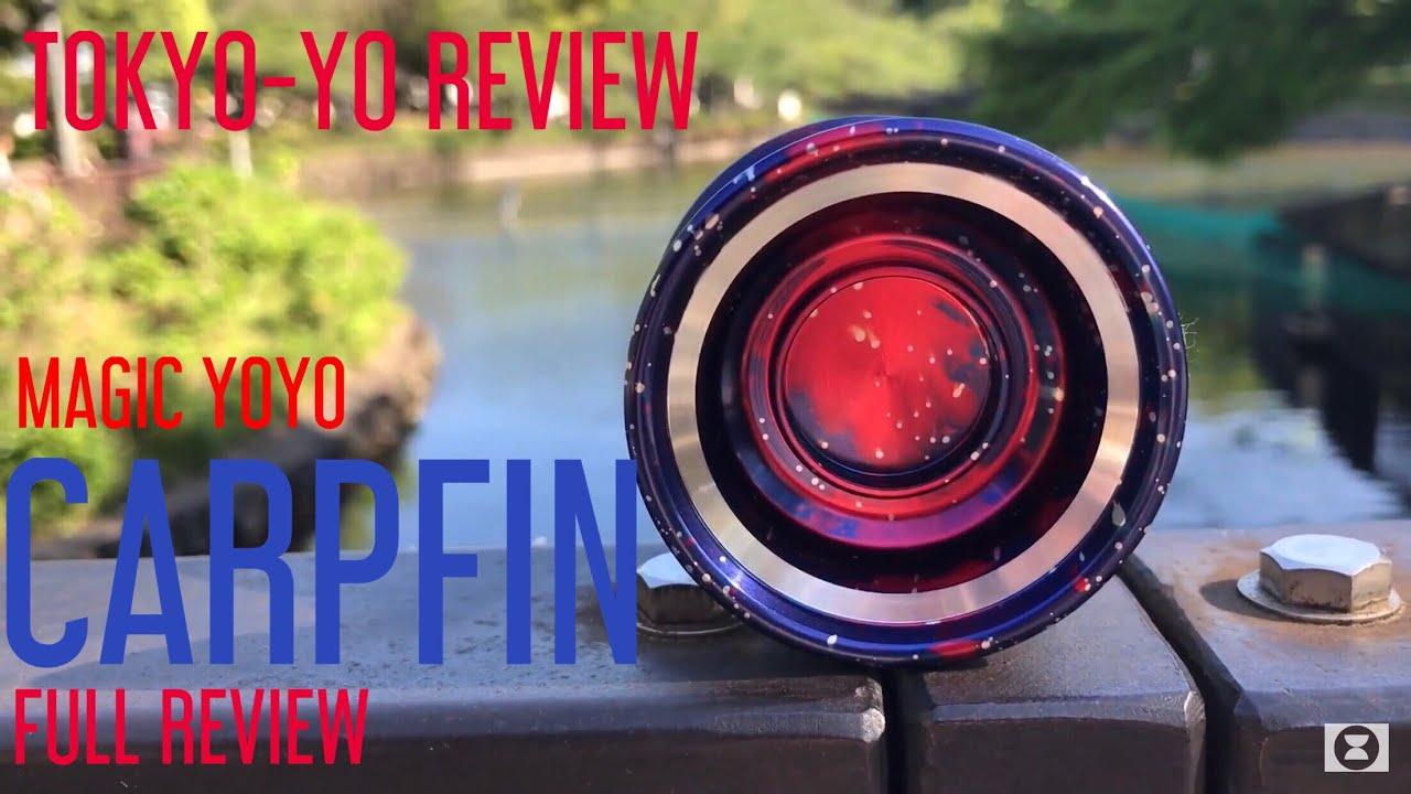 TokYo Yo Reviews Magic Yoyo CARPFIN