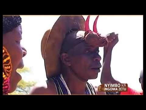 TANZANIA SUKUMA TRADITIONAL DANCE  IN BUSIYA FESTIVAL