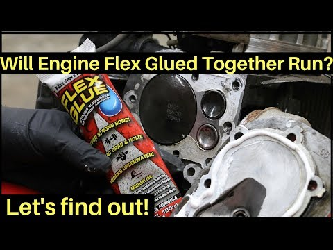 Is Flex Glue better than JB Weld, Gorilla & Loctite?  Let's find out!