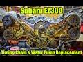 Subaru EZ30 Timing Chain and Water Pump Replacement