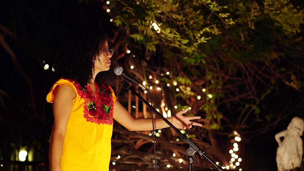 """Download Ariana Brown - """"Ode to Thrift Stores"""" @WANPOETRY"""