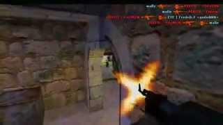 Лучшие игроки! Лучшие хэдшоты! Counter-Strike 1.6