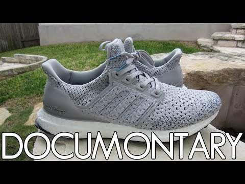 88f002251e2 adidas Ultra BOOST Clima Grey • Review & On-Feet | DOCUMONTARY - YouTube