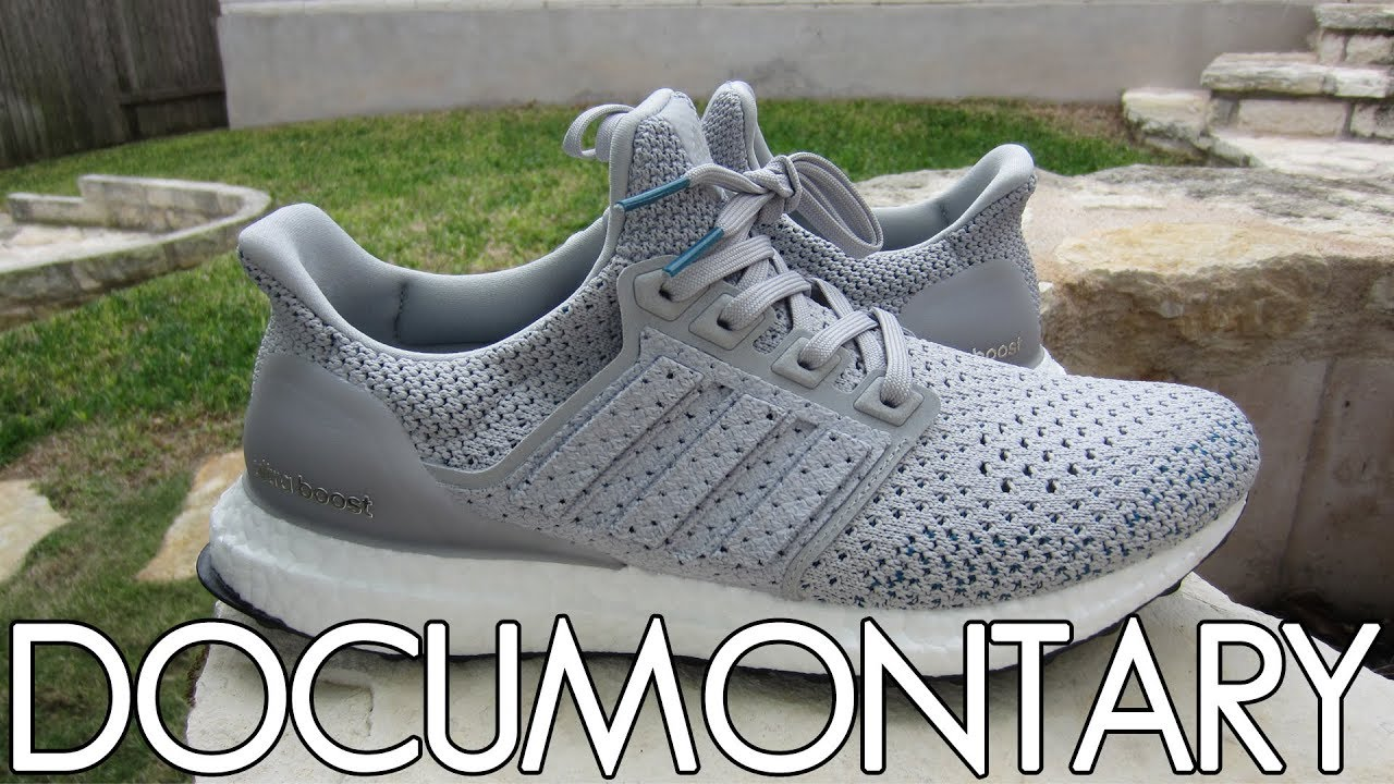 adidas Ultra BOOST Clima Grey . Review & On Feet | DOCUMONTARY