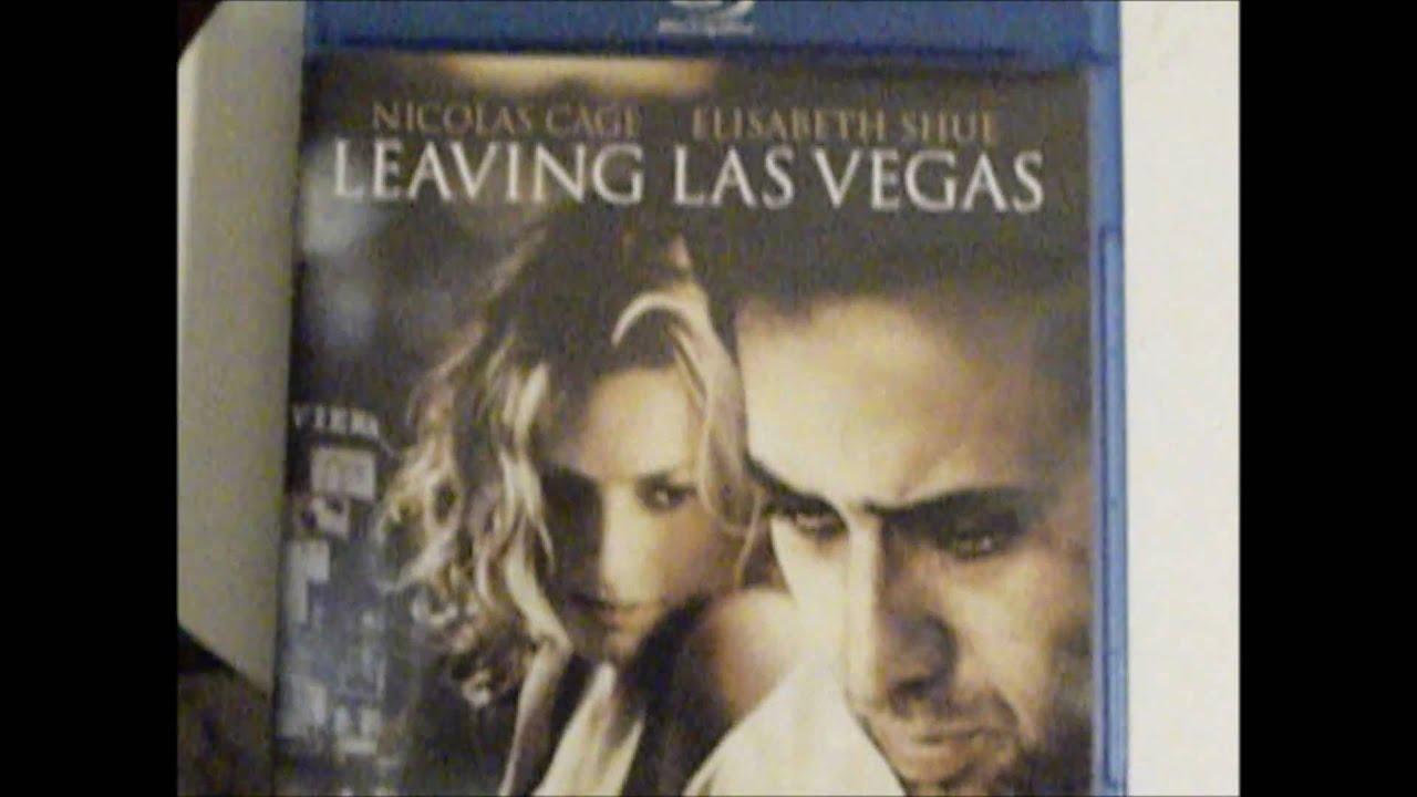 Leaving Las Vegas 1995 Blu Ray Pick Up,Nicolas Cage -3799