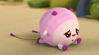 Малышарики - Скакалка - серия 70 - обучающие мультфильмы для малышей 0-4