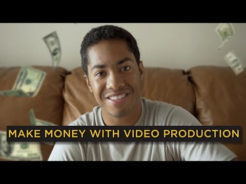 How to Make Money with Freelance Video Production!