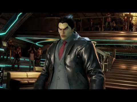 Tekken 7 Ultimate Tekken Bowl - Kazuya Mishima(Normal Pins+Striker) |