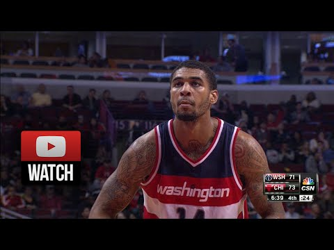 Glen Rice Jr. Full Highlights at Bulls (2014.10.06) - 18 Pts