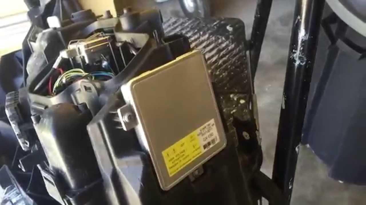 2008 bmw e90 headlight ballast replacement diy [ 1280 x 720 Pixel ]