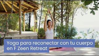 Yoga para reconectar con tu cuerpo cansado