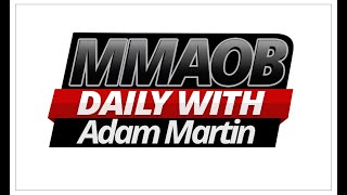 Kamaru Usman Says He Would Retire Conor McGregor MMAOB Daily Podcast For January 8th
