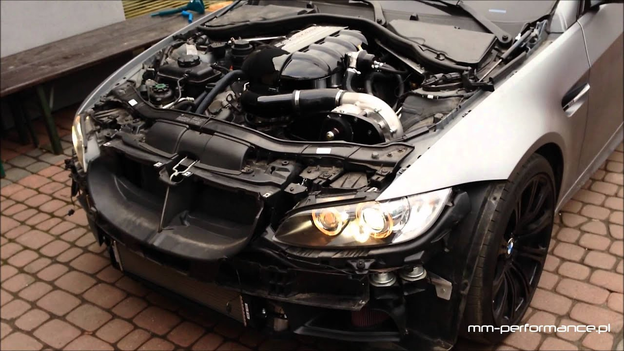 Bmw M3 E92 Coupe Ess Tuning Vt2 625 Supercharger Mm
