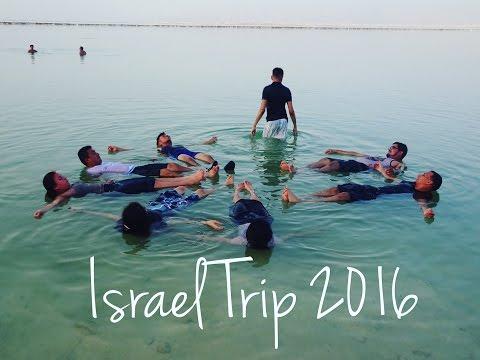 Israel Day 4 - Dead Sea :)