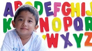 Play with Alphabet | Belajar Abjad ABCD