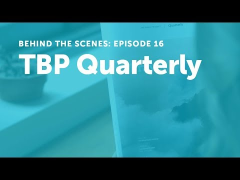 BTS 16 : The Quarterly