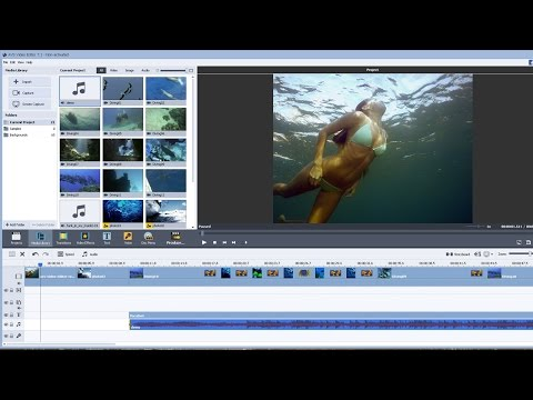 AVS Video Editor Review and Tutorial
