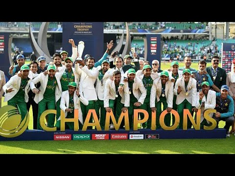 Pakistan cricket team songs